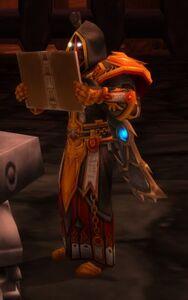 Image of Golden Highguard