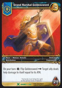 Grand Marshal Goldensword TCG Card.jpg