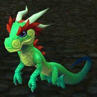 Image of Wild Jade Hatchling