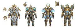 BlizzCon 2019 - Kyrian armor.jpg