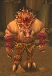 Image of Chief Sharptusk Thornmantle