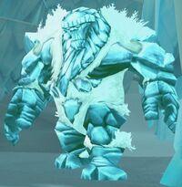 Image of Crystalline Ice Giant