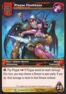 Plague Fleshbane TCG card.jpg