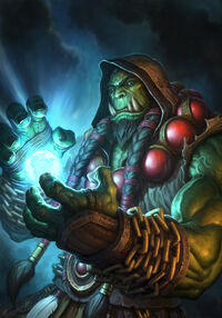 Image of Thrall / Go'el