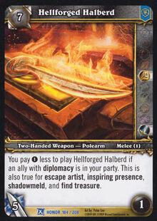 Hellforged Halberd TCG Card.jpg