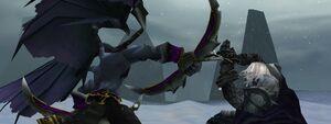 Illidan against Arthas at the Frozen Throne.jpg