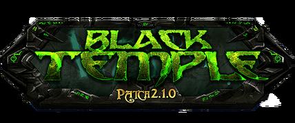 Black Temple logo