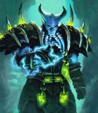 Image of Janvaru the Thunderspeaker