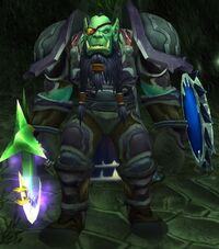 Image of Grom'tor, Son of Oronok