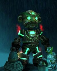 Image of Thunderbomb's Jumpbot