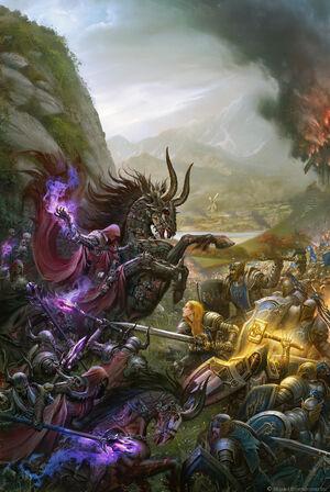 Chronicle2 Death knights versus paladins.jpg