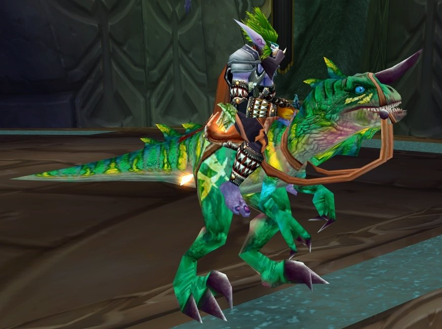 Raptor Mounts Wowpedia Your Wiki Guide To The World Of Warcraft