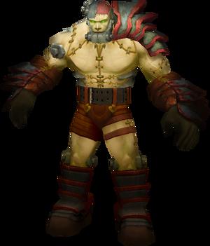Flesh titan