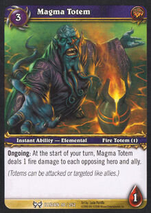 Magma Totem TCG Card.jpg