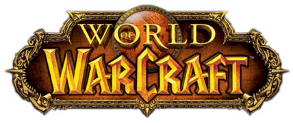 Third logo, resembling the Horde. This one didn't become the most common with the box art.