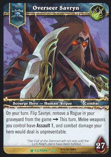Overseer Savryn TCG Card.jpg