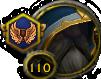 Portrait badges