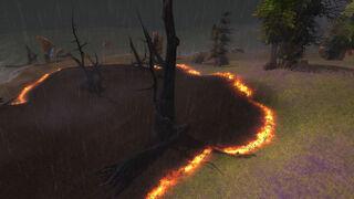 BfA Tirisfal Glades burning land.jpg