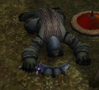 Image of Moldy Dark Iron Trapper Corpse
