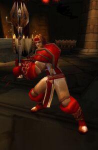 Image of Scarlet Commander Mograine