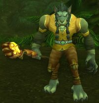 Image of Garl Stormclaw