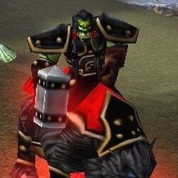 Thrall (Warcraft III)