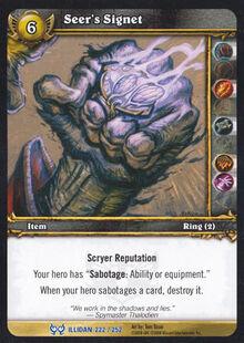 Seer's Signet TCG Card.jpg