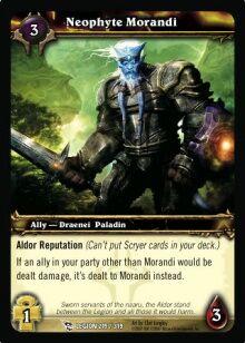 Neophyte Morandi TCG Card.jpg