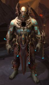 Image of Zovaal the Jailer