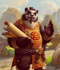 Image of Lorewalker Cho