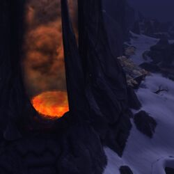 Ashen Crater