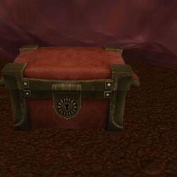 Silken Treasure Chest