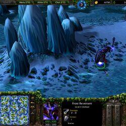 Frost Revenant (Warcraft III)