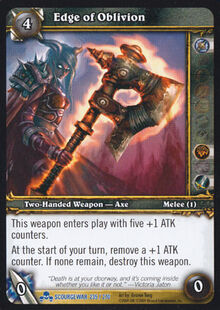 Edge of Oblivion TCG Card.jpg