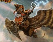 Kurdran Wildhammer TCG Alt.jpg