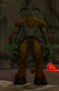 Image of Alzzin the Wildshaper