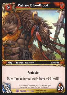 Cairne Bloodhoof TCG Card.jpg