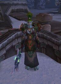 Image of High Priestess Tua-Tua