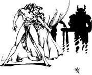 Warcraft I - Assassination of King Llane.jpg