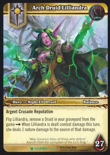 Arch Druid Lilliandra TCG Card.jpg