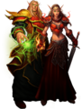 BC Classic - blood elves transparent.png