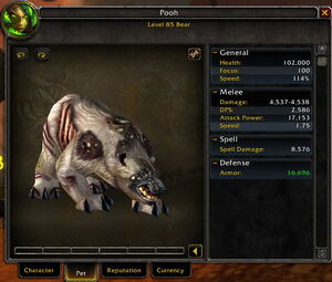 Pet Tab Wowpedia Your Wiki Guide To The World Of Warcraft