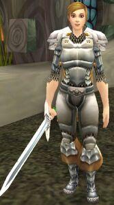 Image of Lieutenant Fairweather