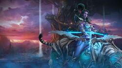 Warcraft III Reforged - Loading Screen Tyrande.jpg