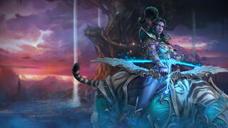 Warcraft III Reforged - Loading Screen Tyrande.jpg