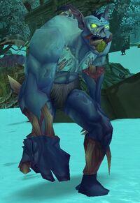 Image of Reanimated Drakkari Tribesman