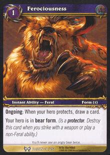 Ferociousness TCG Card.jpg