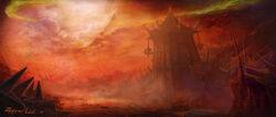 Hellfire Peninsula Concept Art Peter Lee 1.jpg