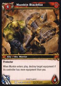 Munkin Blackfist TCG Card.jpg
