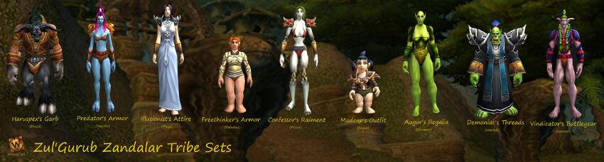 Zandalar Tribe Sets.jpg